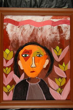 نقاشی کودکان شرق تهران